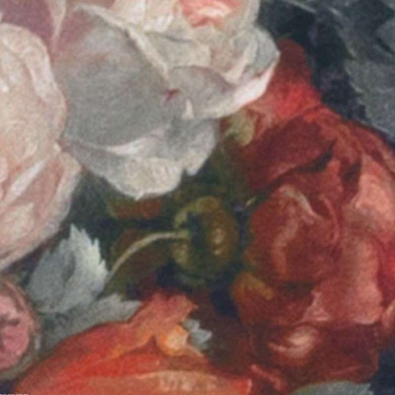 Kurzgardine mit Kräuselband von der Kollektion Gardenia, Stoff: 161-02