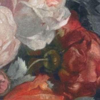 Gardin med maljer 1 stk. fra kolleksjonen Gardenia, Stoffets bredde: 161-02