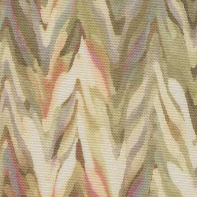 Pencil pleat curtains in collection Tropical Island, fabric: 142-66
