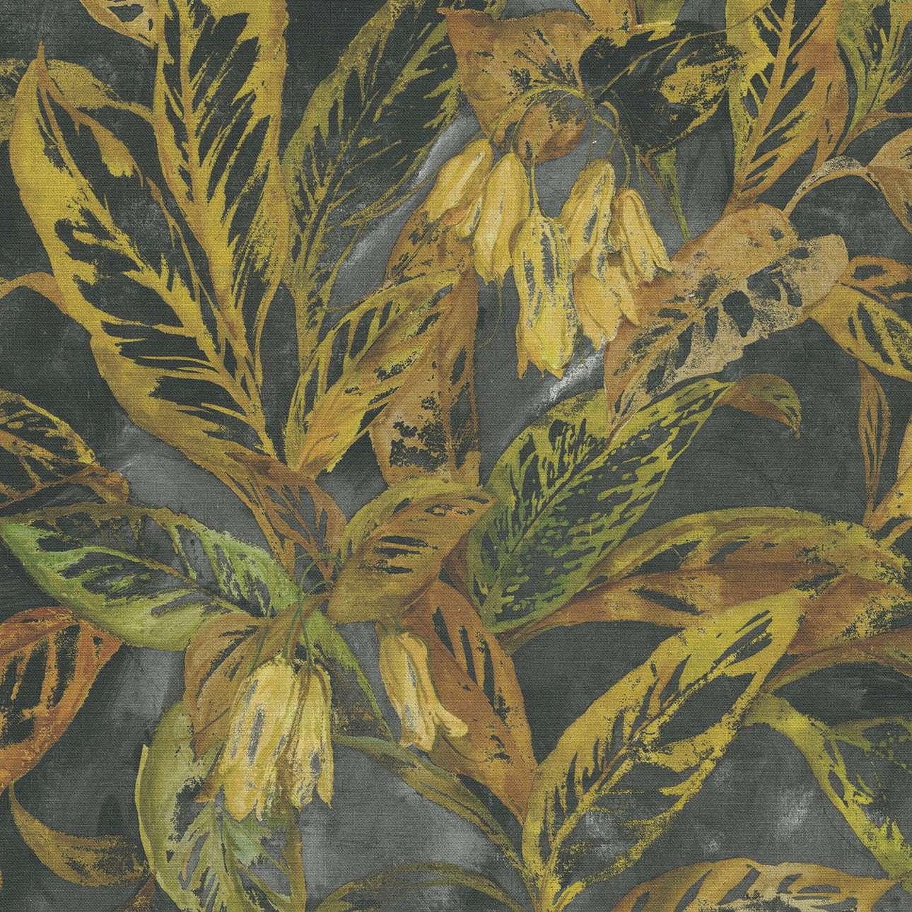 Rond tafelkleed van de collectie Abigail, Stof: 143-01