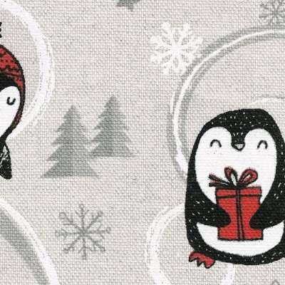 Tafelkleed 60x60cm van de collectie Christmas, Stof: 629-33