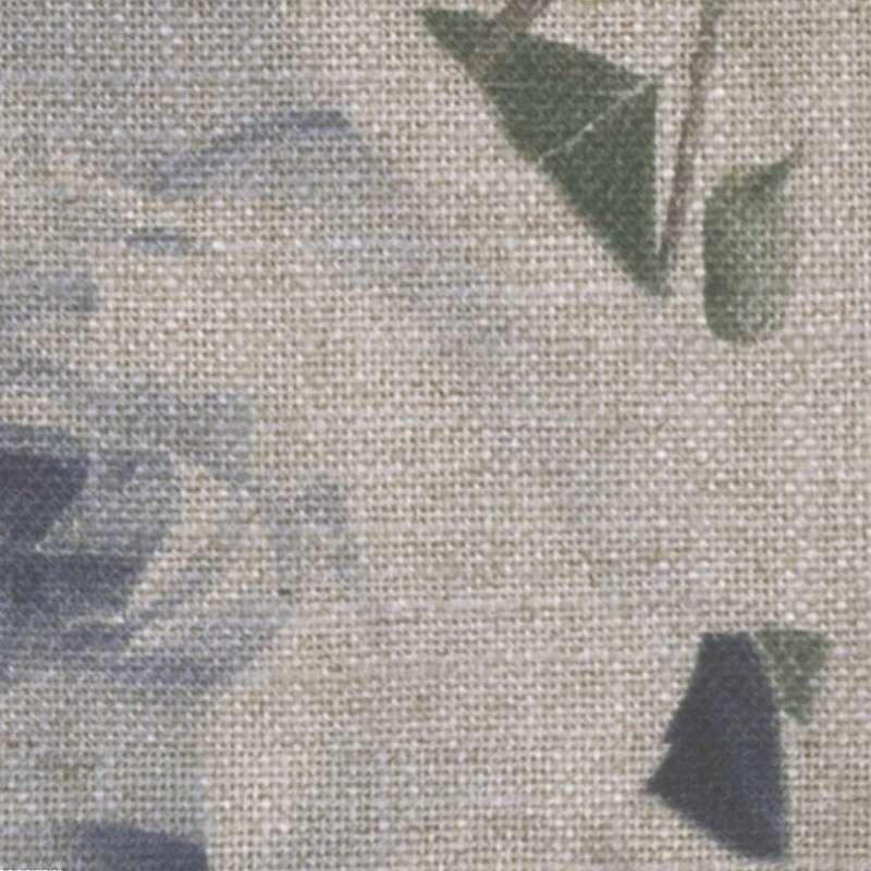 Sedák Filip 41x38x3,5cm v kolekci Linen, látka: 142-24