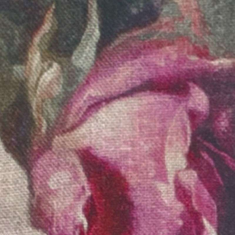 Závěs s tunýlkem a volánkem  v kolekci Linen, látka: 142-26